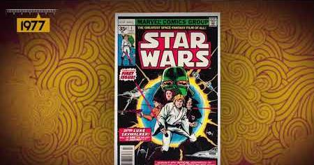 1970s: STAR WARS NOVEL AND COMIC
