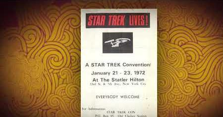 1970s: STAR TREK CONVENTION