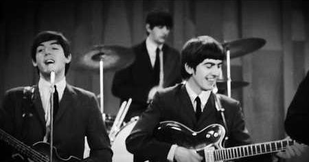 1960s: BEATLES ARRIVE AMERICA