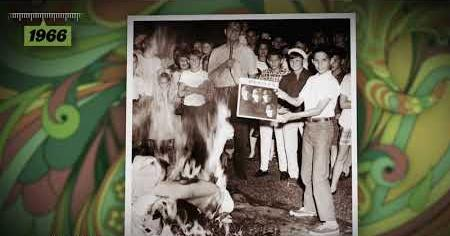 1960s: BEATLES BONFIRES